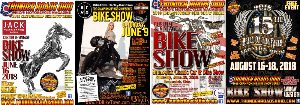 bike shows